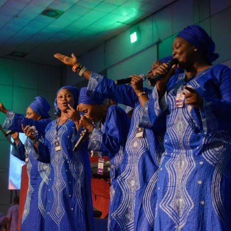 National Praise Team