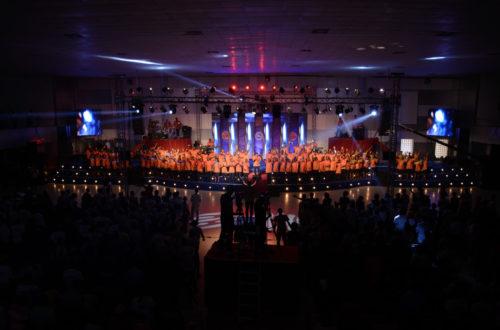 USA – Marathon Messiah's Praise